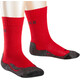 Falke TK2 Socks Children red